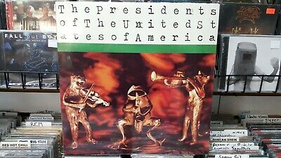 Presidents Of The United States Of America - S/t - Lp  New/sealed   • 32.17£