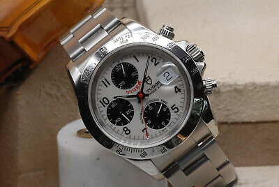 $ CDN5422.87 • Buy Vintage Rolex Tudor Chronograph Daytona 79280p Tiger Woods Mint W/box & Papers