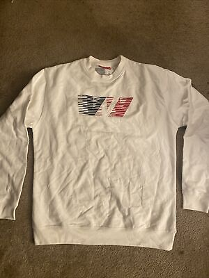 Nipsey Hussle Marathon Clothing Victory Lap Crewneck Size Large  Authentic • 28.67£