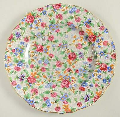 $ CDN34.98 • Buy Royal Winton Old Cottage Chintz  Salad Plate 641704