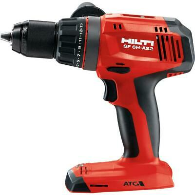 £118.35 • Buy  22V 1/2 In. Hammer Drill Driver SF 6H-A With Active Torque Control (Tool-Only)