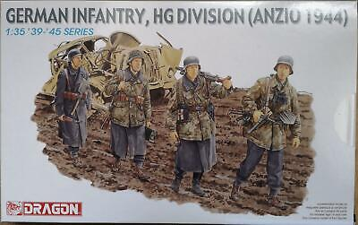 Dragon 6158 German Infantry, HG Division (Anzio 1944)   1:35 • 10.32£