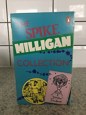 Spike Milligan War Memories Book Collection Like New • 5£