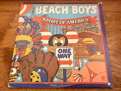 The Beach Boys ‎♫ Spirit Of America ♫ 1975 Capitol Records Dbl Vinyl LP 🔥 NM • 25.08£