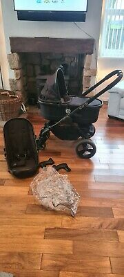 Icandy Peach System Black Pram  • 310£