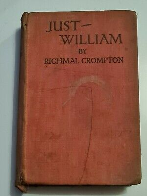 Just William Book By Richmal Crompton • 0.99£