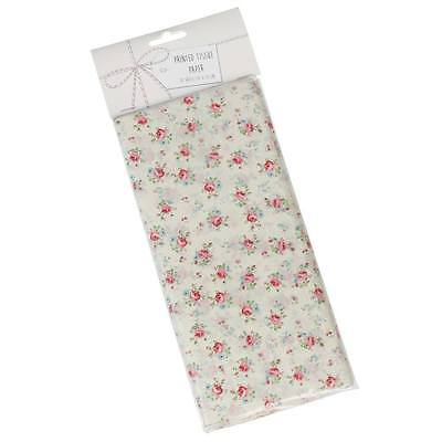£1.95 • Buy Rex London PACK OF 10 LA PETITE ROSE WRAPPING TISSUE PAPER