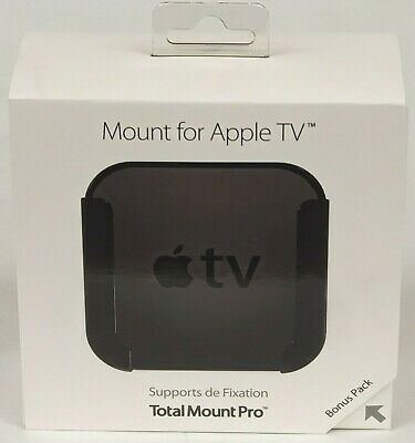 AU24.46 • Buy Innovelis Total Mount Pro Apple TV Mount For Wall Mounted Televisions Bonus Pack