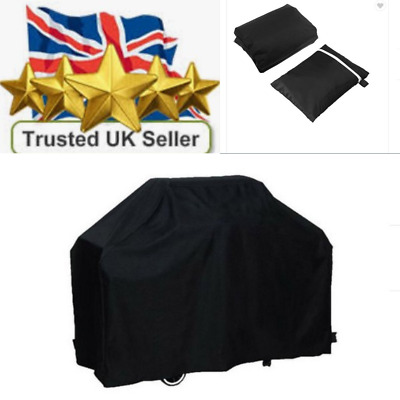 £10.99 • Buy All Weather Outdoor BBQ Grill Protector Waterproof  Patio Smoke Grill Cover