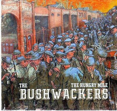 AU5 • Buy The Bushwackers, The Hungry Mile, Signed