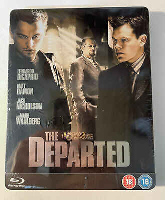 £39.95 • Buy The Departed  - Zavvi Exclusive - Blu-ray Steelbook NEW SEALED