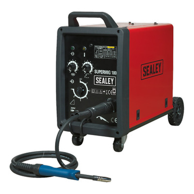 MIG Welder Professional 180A Welding Kit With Euro Torch 230V SEALEY • 259.99£