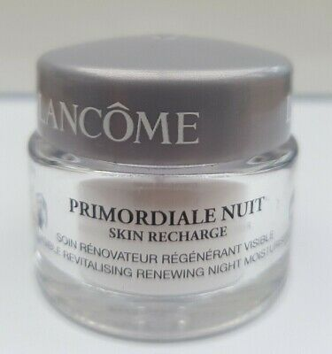Lancome Primordiale Nuit Skin Recharge Night Cream 15ml • 11.99£