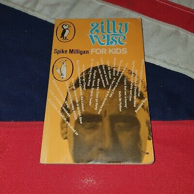 Silly Verse For Kids By Spike Milligan - Classic Nonsense Poetry Poems Childrens • 1.99£