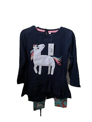 Girls Bluezoo Outfit Age 2-3 Years  • 2.60£