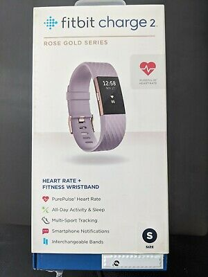 AU55 • Buy Fitbit Charge 2 - Rose Gold Series