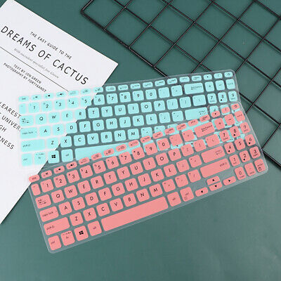 15.6 Inch Notebook Laptop Keyboard Cover Protector Skin For Asus S15 S5300UL GH • 3.80£
