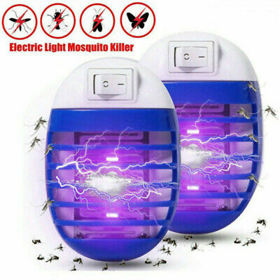 AU11.99 • Buy Electric Mosquito Killer Lamp Fly Bug Indoor Insect Zapper Pest Catcher Trap AU
