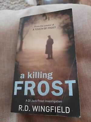 A Killing Frost: (Di Jack Frost Book 6) By R. D. Wingfield (Paperback, 2008) • 2.50£