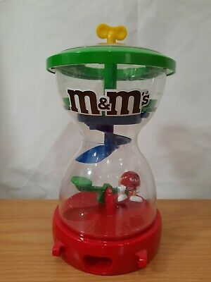 M&M's World See-Saw Sweet/Candy Slide Fun Machine Dispenser, Vintage,Collectable • 10£