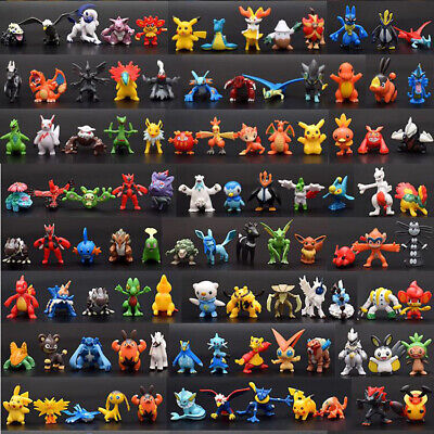 £14.99 • Buy 144pcs Pokemon Monster Collectible Action Figures Doll Set Kids Toy Xmas Gifts