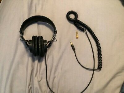 Sony MDR-7506 Over The Ear Headphones - Used, Good Condition • 15.40£