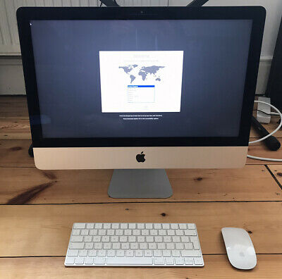 Apple IMac 21.5  (2015) | Retina 4K Display | 3.1 GHz Quad-core I5 | 1 TB | 8 GB • 650£