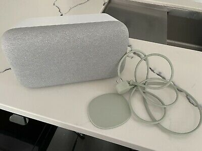 AU50 • Buy Google A00222-US Home Max - Smart Speaker With Google Assistant - Chalk