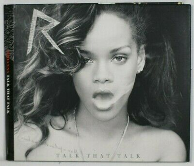 AU22 • Buy  Rihanna ‎– Talk That Talk  - Digipak - CD (C1457)