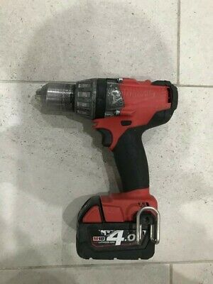 Milwaukee M18 Compact Percussion Drill • 0.01£