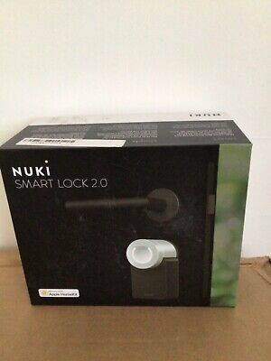 $ CDN131.50 • Buy Nuki Smart Lock 2.0 Fits UK Oval Cylinder Lock Easy Fitting Remote Access
