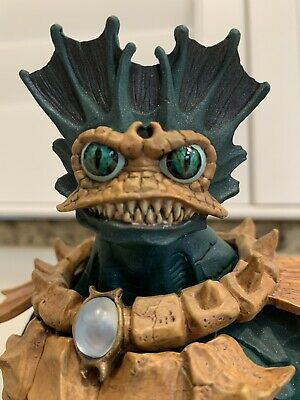"""$75 • Buy Mer-Man Masters Of The Universe Mini-Bust 8"""" Resin Statue By Four Horsemen"""