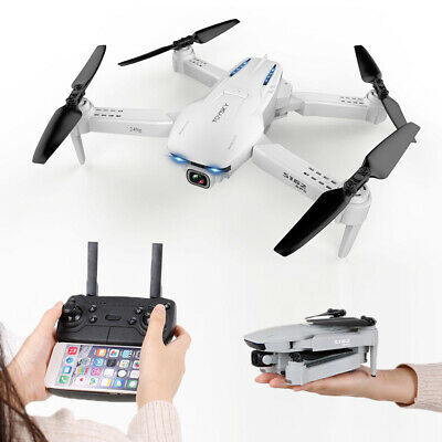 £66.66 • Buy GoolRC S162 RC Drone With Camera GPS Adjustable Wide Angle 4K WIFI FPV VR Model