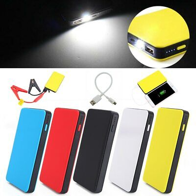 AU25.99 • Buy 20000mAh Car Jump Starter Charger Power Bank Battery Booster Engine Torch Kit