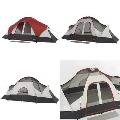 AU160.15 • Buy Ozark Trail 8-Person Modified Dome Tent With Rear Window