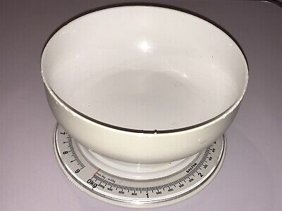 White Set Of Salter Weighing Scales • 0.99£