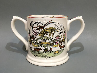 £24.95 • Buy The National Trust Two Handled Cider Mug From Original At The Fleece Inn
