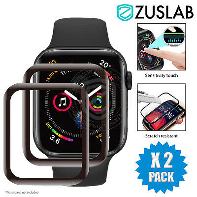 AU7.95 • Buy For Apple Watch IWatch Series SE 6 5 4 3 2 1 PMMA Screen Protector 38 40 42 44mm