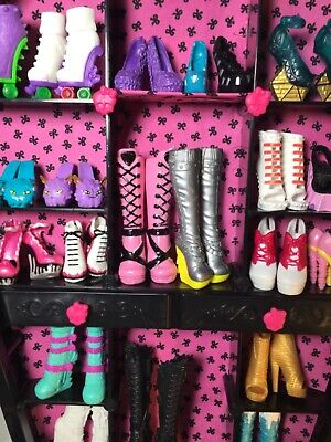 Monster High Doll Shoes Accessories Brush  • 3£