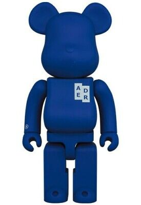 $979 • Buy Bearbrick ADER 1000% Medicom Toy Be@rbrick - Blue