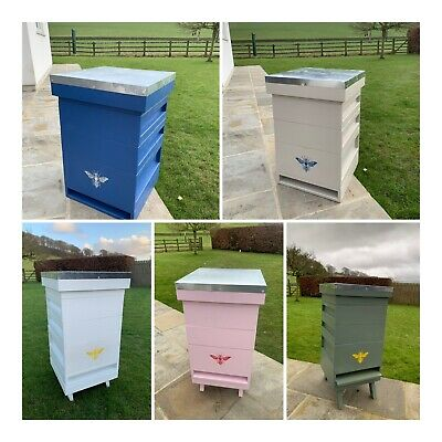 £170 • Buy National Bee Hive, Beekeeping. Made To Order