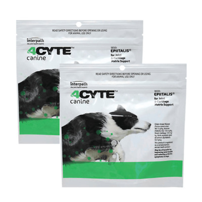 AU116 • Buy 4Cyte Canine 100g X 2 Joint Support For Dogs