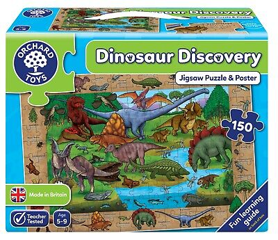 £11.25 • Buy Orchard Toys - 272 - DINOSAUR DISCOVERY