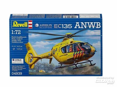 £6.96 • Buy Revell 4939 Airbus Helicopters EC135 ANWB  In 1:72