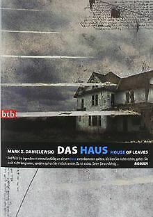 Das Haus / House Of Leaves By Mark Z. Danielewski | Book | Condition Good • 13.19£