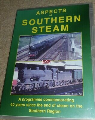 £9.99 • Buy Aspects Of Southern Steam - Tvp Railway Dvd