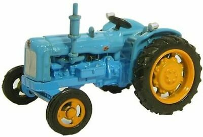 £10.95 • Buy Fordson Blue Tractor Diecast Model 1:76 Scale OO Gauge - Oxford Agriculture