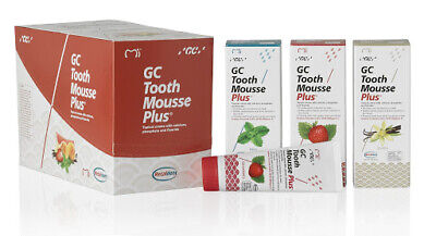 AU24.50 • Buy Tooth Mousse Plus Topical Tooth Whitening Cream Global Version Of MI Paste GC