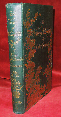 £15.95 • Buy The Vicar Of Wakefield By Oliver Goldsmith - 1894 - Illustrated By Hugh Thomson