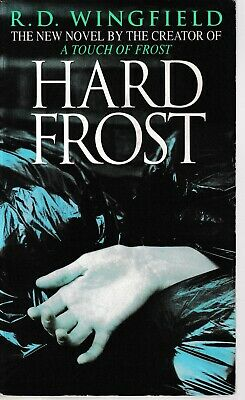 £3.99 • Buy Hard Frost By R. D. Wingfield (Paperback, 1997) Inspector Jack Frost Stories